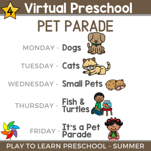 June 22 - Pet Parade