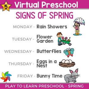 VP Spring 2021 - Signs of Spring