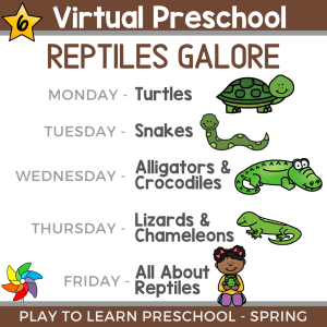 VP Spring 2021 - Reptiles Galore