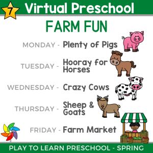 VP Spring 2021 - Farm Fun
