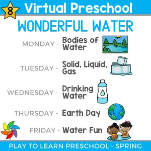VP Spring 2021 - Wonderful Water